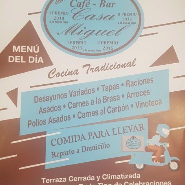 Asador, Café Bar Casa Miguel