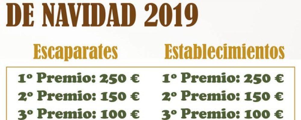 LA ACEB CONVOCA EL CONCURSO DE DECORACIÓN DE NAVIDAD DE ESCAPARATES Y ESTABLECIMIENTOS, CON 1.000 EUROS EN PREMIOS