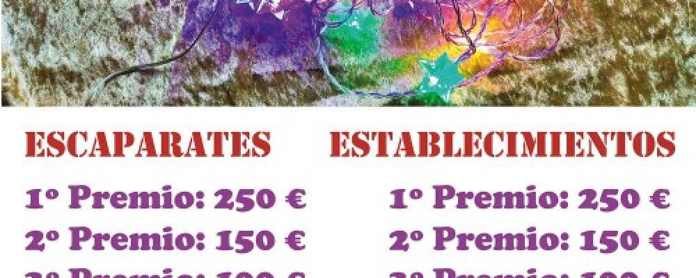 LA ACEB CONVOCA EL CONCURSO DE DECORACIÓN DE NAVIDAD, QUE REPARTIRÁ 1.000 EUROS EN PREMIOS CON LA COLABORACIÓN DE LA CÁMARA DE COMERCIO