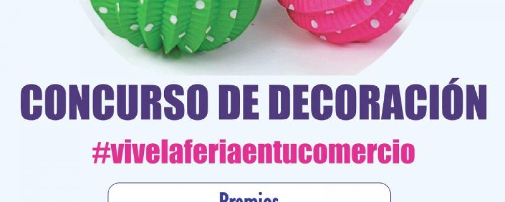 LA ACEB CONVOCA EL CONCURSO DE DECORACIÓN FERIA DE SAN JUAN, QUE ESTE AÑO SE REALIZARÁ ONLINE