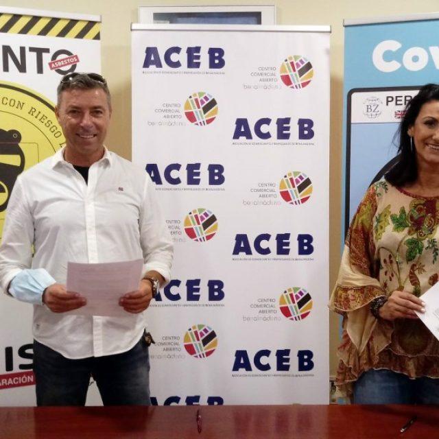 ACEB-ACCAB FIRMAN UN CONVENIO CON COVISUR, CON DESCUENTOS EN FORMACIONES PARA LA DESINFECCIÓN ANTE LA COVID-19.