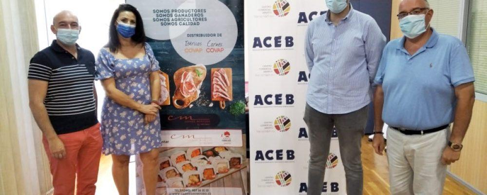 ACEB Y ACCAB FIRMAN UN ACUERDO CON CARNES MONTORO, CON UN 10% DE DESCUENTO EN SUS PRODUCTOS