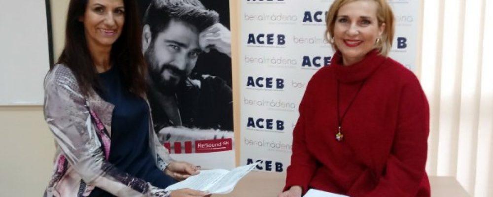 ACEB Y ACCAB FIRMAN UN CONVENIO CON FUTURA HEARING, CON PRUEBAS GRATUITAS Y DESCUENTOS PARA SOCIOS