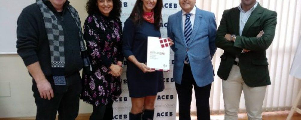 ACEB Y ACCAB FIRMAN UN CONVENIO CON GRUPO SAE PARA FOMENTAR LOS CONTRATOS DE FORMACIÓN PARA EL EMPLEO