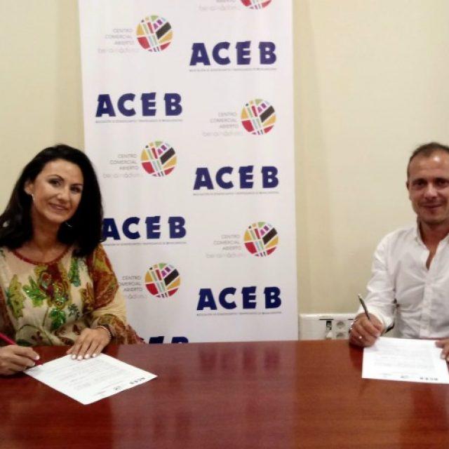 ACEB-ACCAB FIRMAN UN CONVENIO CON DESCUENTOS EN LA TIENDA ONLINE DE ALIMENTACIÓN HARINA VIVA