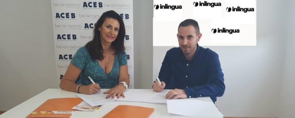 Descuento del 10% en todos los cursos de idiomas de Inlingua, para socios de la ACEB