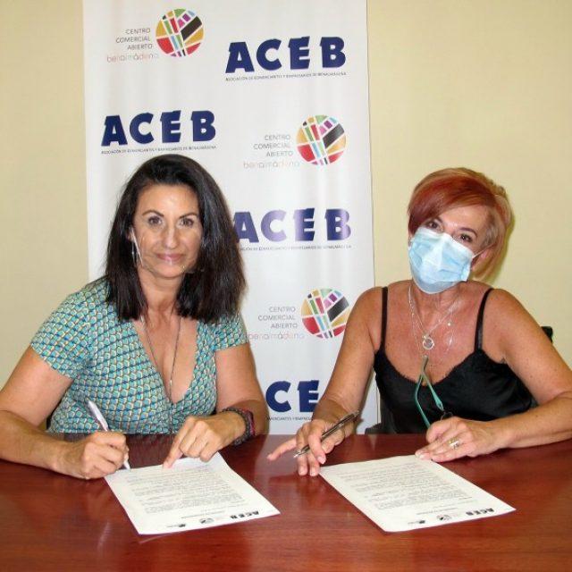 ACEB-ACCAB FIRMAN UN CONVENIO CON @PILARALEMÁNMÁLAGA, CON DESCUENTOS DEL 50% EN FORMACIÓN DE ALEMÀN