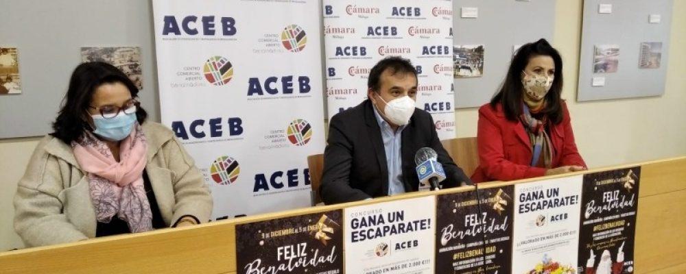 ACEB Y ACCAB PONEN EN MARCHA LA CAMPAÑA 'FELIZ BENALVIDAD', CON EL APOYO DE INFLUENCERS Y MÁS DE 3.000 EUROS EN PREMIOS