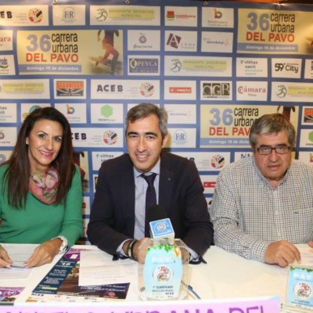 EL RECINTO FERIAL DE ARROYO DE LA MIEL ACOGERÁ LA 36º EDICIÓN DE LA CARRERA URBANA DEL PAVO