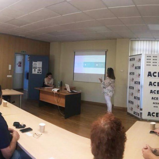 LA SEDE DE ACEB-ACCAB ACOGE EL TALLER 'CAMPAÑA BLACK FRIDAY Y NAVIDAD PARA COMERCIOS'