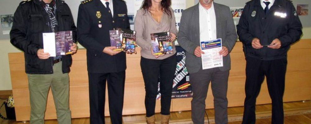 PRESENTAN EN ACEB Y ACCAB LA CAMPAÑA POLICIAL 'COMERCIO SEGURO' QUE SE ACTIVARÁ EN NAVIDAD