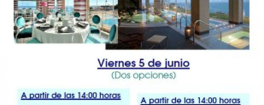 LA ACEB Y ADEPMA ORGANIZAN UN NETWORKING EN LAS INSTALACIONES DEL HOTEL HOLIDAY HYDROS