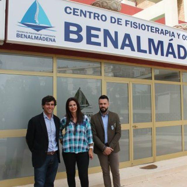 Descuentos de hasta el 16% en Centro de Fisioterapia y Osteopatía Benalmádena para socios de la ACEB