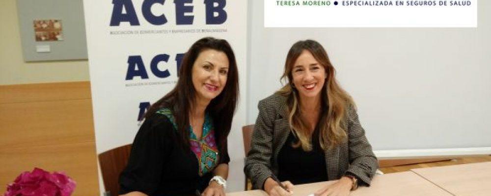 Convenio con TM Seguros, con descuentos en seguros de salud para socios de la ACEB