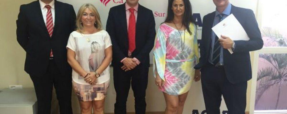 CONVENIO CON CAJASUR, CON CONDICIONES VENTAJOSAS PARA LOS SOCIOS DE LA ACEB