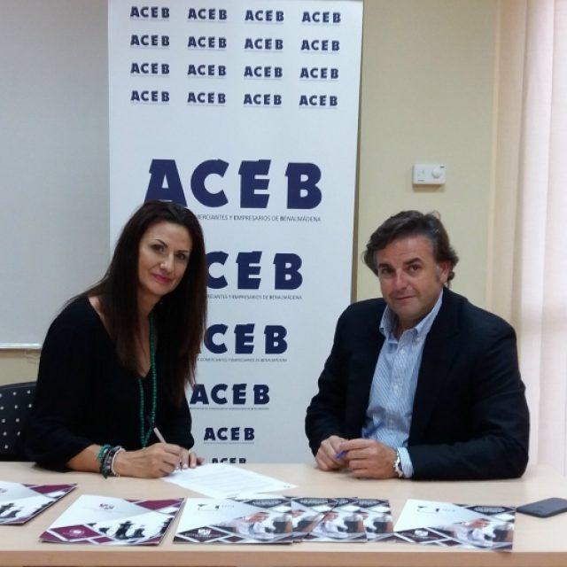 La ACEB y la Escuela Internacional de la Pequeña y Mediana Empresa firman un acuerdo de colaboración para la Consultoría Empresarial, Formación y el Networking
