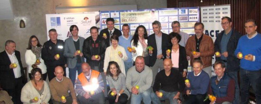 La 34 edición de la Carrera del Pavo se celebrará el 18 de diciembre