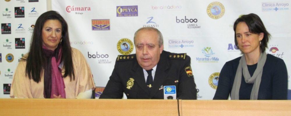 PRESENTAN LA CAMPAÑA POLICIAL 'COMERCIO SEGURO', QUE SE PONE EN MARCHA EN NAVIDAD