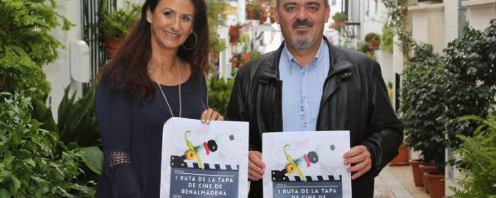 LA PRIMERA RUTA DE LA TAPA DE CINE DE BENALMÁDENA SE DESARROLLARÁ DEL 4 AL 13 DE NOVIEMBRE