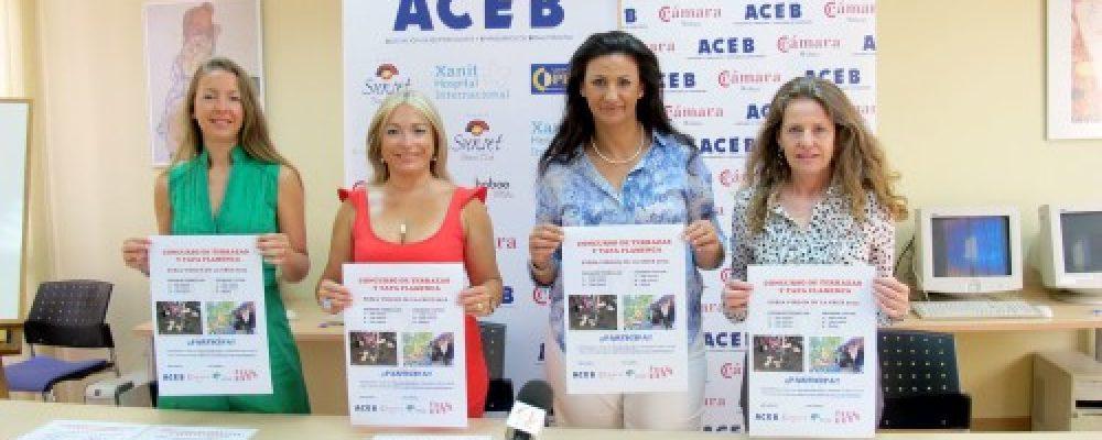 LA ACEB CONVOCA LOS CONCURSOS DE TAPAS Y DECORACIÓN DE TERRAZAS FERIA VIRGEN DE LA CRUZ 2014, CON 750 EUROS EN PREMIOS