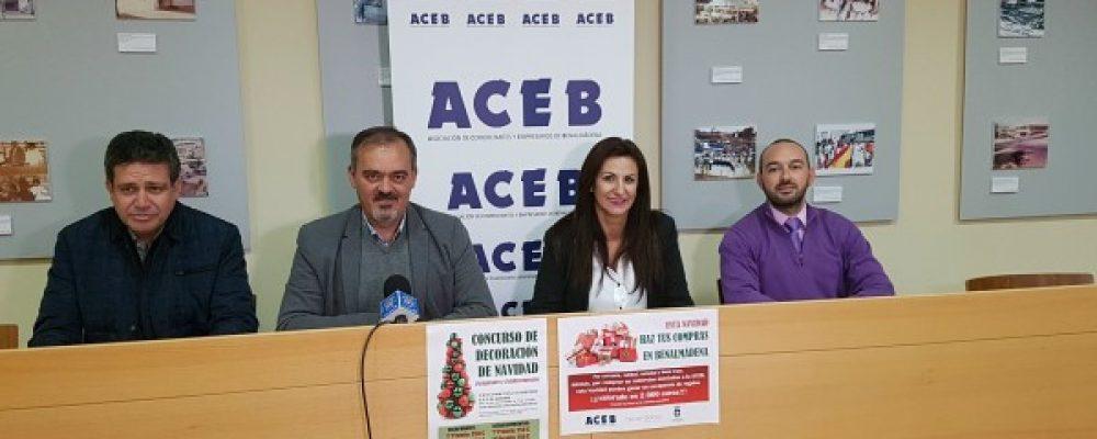 ARRANCA HOY LA CAMPAÑA DE NAVIDAD DE LA ACEB, CON MÁS DE 3.000 EUROS EN PREMIOS Y REGALOS PARA REPARTIR