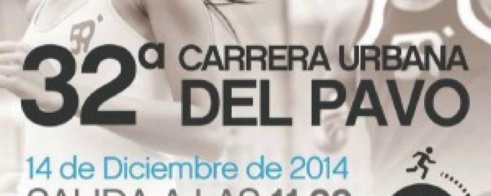 ABIERTAS LAS INSCRIPCIONES PARA LA 32ª CARRERA DEL PAVO ¡PARTICIPA!