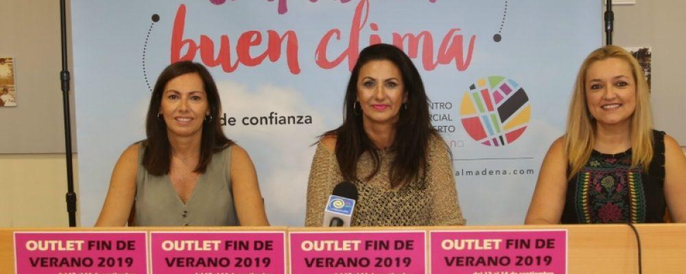 LA CALLE BLAS INFANTE ACOGERÁ EL OUTLET FIN DE VERANO Y MERCADILLO ARTESANAL, DEL 12 AL 14 DE SEPTIEMBRE