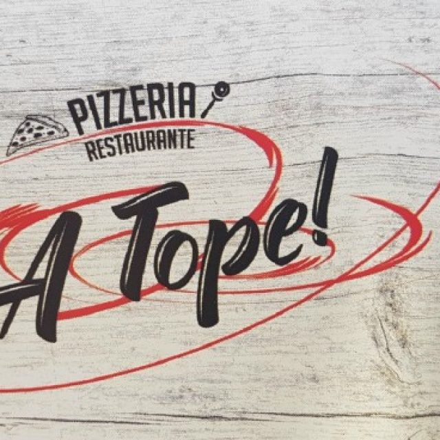 Pizzería A tope